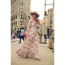 wedding-parties-Womens Summer Evening Cocktail Party Beach Long Maxi Boho Dress on JD