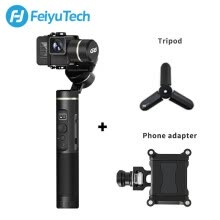 camera-accessories-FeiyuTech G6 Splashproof Handheld Gimbal Feiyu Action Camera Wifi + Bluetooth OLED Screen Elevation Angle for Gopro Hero 6 5 RX0 on JD