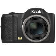 -Kodak FZ152 portable digital camera black (16.15 million pixels 3 inches screen 15 optical zoom 24mm wide angle 720P HD shooting) on JD