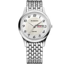 -Rossini (ROSSINI) watch Ya Zun business series stainless steel quartz couple table female table R5356W01C on JD