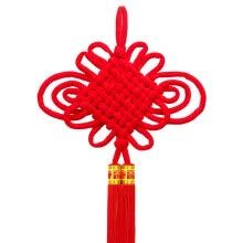 wedding-gifts-[Jingdong supermarket] Weilong 8 Chinese knot New Year's Eve festive decoration annual velvet Chinese knot on JD