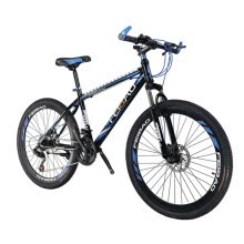 8750504-NAIMA 40 cutter ring Mountain bike 21 speed dual disc brake 26 inches bicycle on JD