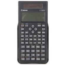 875065887-(Canon) F-718S Scientific Function Calculator White on JD