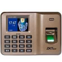 network-attendance-machines-Zhongzhi wisdom (ZKTeco) S30 fashion network fingerprint attendance machine on JD