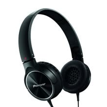 earphones-Pioneer SE-MJ522 Fully Enclosed On-Ear Headphones on JD