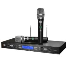 -KFW V6800 Wireless Microphone refuses to interfere with FM radio microphones on JD