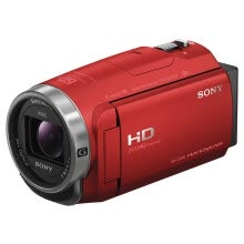 video-cameras-Sony (SONY) HDR-CX680 high-definition digital camera 5-axis anti-shake 30 times optical zoom (red) on JD