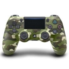875062512-Sony (SONY) [PS4 official accessories] PlayStation 4 game handle (camouflage green) 16 version on JD