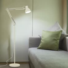 8750210-[Jingdong Supermarket] good vision American floor lamp living room bedroom study modern simple work reading LED floor lamp TG835-S-WH on JD