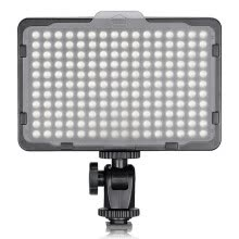 flashes-TOLIFO Photo Studio 176 LED Ultra Bright Dimmable On Camera Video Light for Canon and Other Digital SLR Cameras(PT-176S) on JD