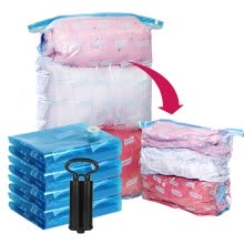 -[Jingdong Supermarket] Tai Li quilt clothing storage bag vacuum compression bag finishing bag large three-dimensional widening 6 + 1 on JD