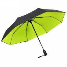 rain-gear-C'mon Double Layer Automatic Umbrellas Windproof Men Business Folding Umbrella on JD