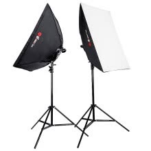 -Rimma (EIRMAI) YD601 LED photography fill light portrait portrait anchor fill light camera equipment still life props studio soft box set on JD