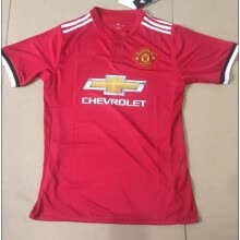 875061884-2017 2018 Sports Red home Jersey 17 18 IBRAHIMOVIC POGBA MATA ROONEY UnITED home best quality Outdoors shirts jeresys on JD