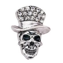 -Yoursfs@ Europe new fashion Halloween skull brooch Clothing accessories on JD