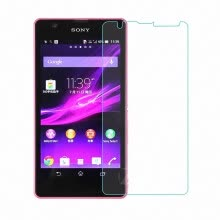 -WIERSS Tempered Glass Screen Protector guard For Sony Xperia ZR M36H M36 C5502 C5503 4.6 inch Protective glass Film on JD