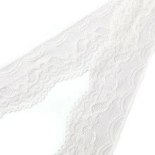 -20m Wide 6CM Vintage off White Polyester Lace Trim Ribbon Sewing DIY Craft on JD
