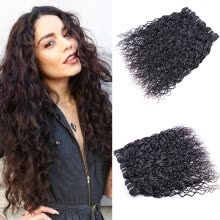 -Peruvian Natural Wave 3 Bundles 100% Human Hair Extension Natural Color Non-Remy Hair Weave 8'-26' on JD