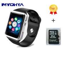 875062507-MYOHYA A1 Smart clock Support the sim card and the tf card | message reminder smart baby watch | smart watch kids | wearable devices on JD