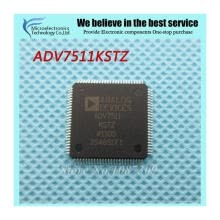 -10PCS free shipping ADV7511KZ ADV7511 ADV7511K QFP-100 Video ICs 225MHz Hi Perf HDMI Transmitter w/ ARC new original on JD