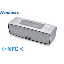 -Henhaoro Mini NFC Bluetooth Speaker Portable Wireless speaker Sound System on JD
