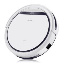 Robot-Vacuum-Cleaner-ILIFE V3s Pro Robot Vacuum Cleaner Pобот пылесос Pобот-пылесос Pet Hair Care, Tangle-free ,Good for Hard Floor on JD
