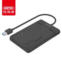 -UNITEK hard disk box 2.5 inch usb3.0 mobile hard disk box SATA serial notebook desktop external solid state mechanical ssd hard disk box Y-3036 on JD