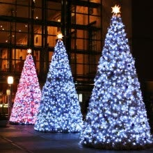 -JingHuiSiChuang JH0262 holiday lights decorative lights string color 10 meters flash on JD