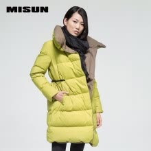875061819-2017 MISUN winter and autumn women down coat jackets on JD