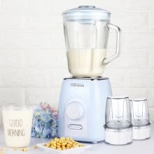 -KONKA Cooking Machine Multi-functional Household High-power Grinding Stirring Fruit Juice Baby Food Milkshake Crushed Ice Juice KJ-JD108 on JD
